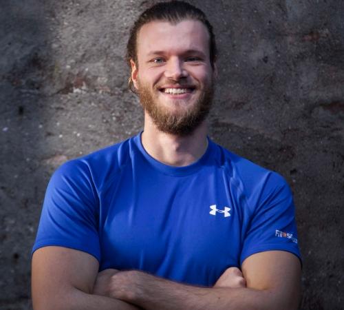 Ticho van Dongen – Personal Trainer Lifestyle Coach
